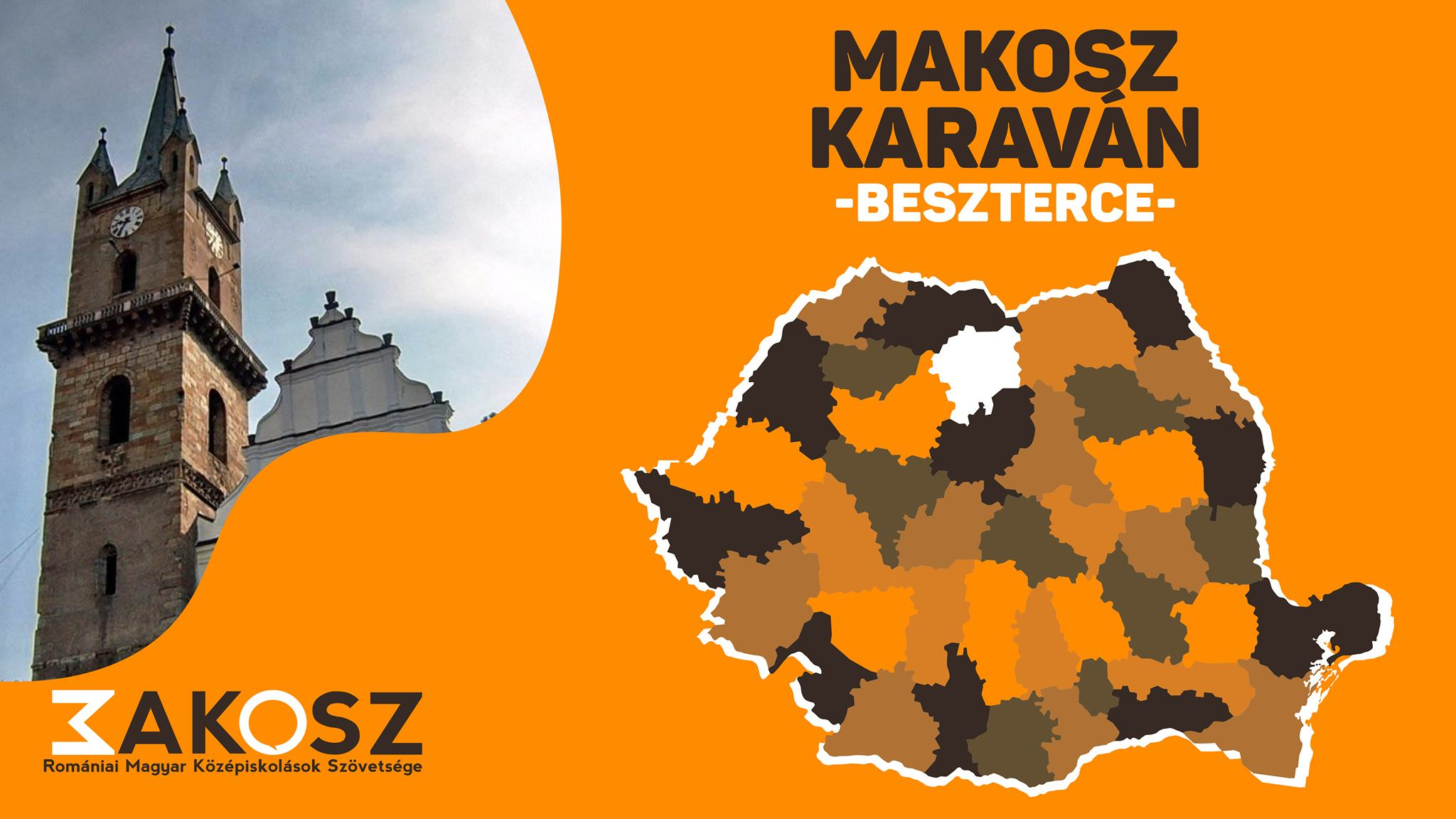 Elstartolt a MAKOSZ Karaván!